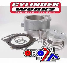 New CRF 450 R 13 14 15 16 CYLINDER Works KIT Piston Rings Gasket Big Bore +3mm